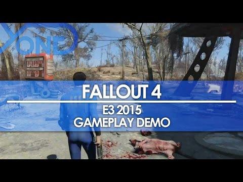 Видео № 0 из игры Fallout 4 (Б/У) [PS4]
