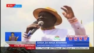 NASA wapeleka kampeni zao kaunti ya Nyamira