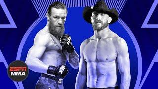 UFC 246: Conor McGregor vs. Donald 'Cowboy' Cerrone Preview Show   ESPN MMA