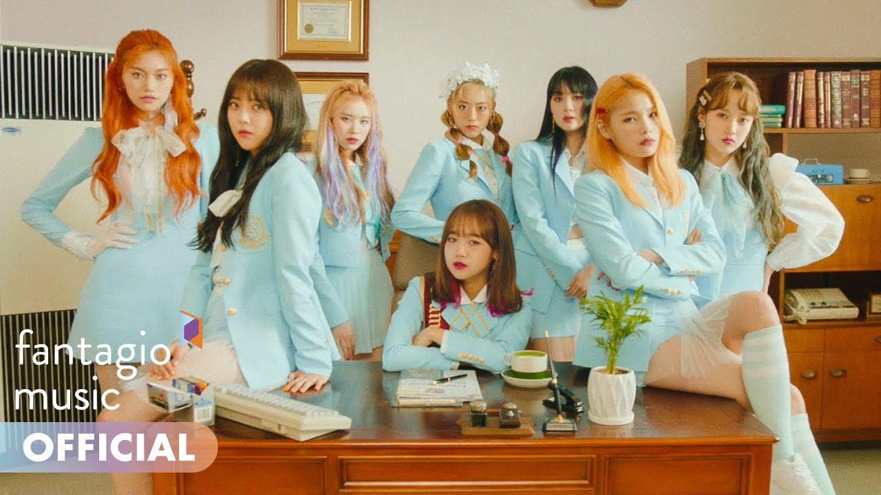 [Korea] MV : Weki Meki - Picky Picky