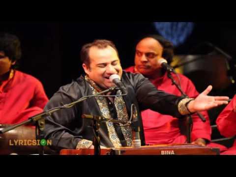 Sanu Ik Pal Chain Na Aave — Rahat Fateh Ali Khan   Last fm