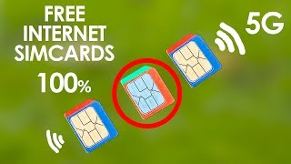 how to hack sim card for free internet 2018 - मुफ्त