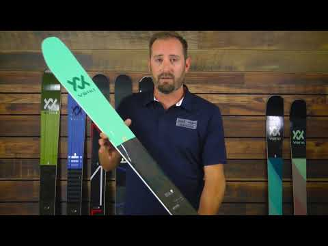 Volkl 90Eight Skis - Women's