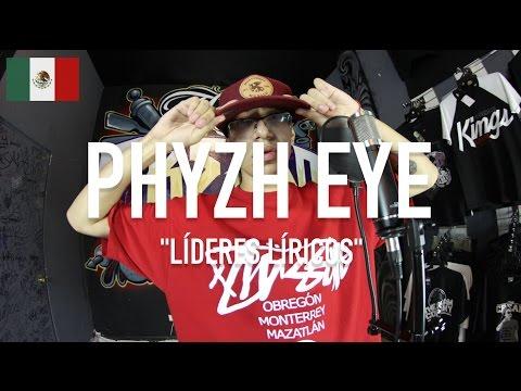 Phyzh Eye - Líderes Líricos [ TCE Mic Check ]