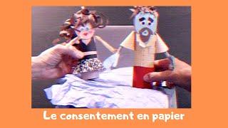Le consentement en papier