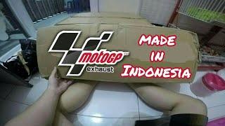Unboxing Knalpot MotoGP Buat R15 V3!! - AAF #8