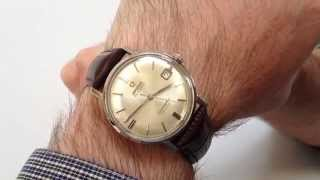 OMEGA vintage wristwatch, Seamaster De Ville Ref. 166.020, circa 1965