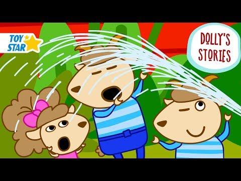 Dolly's Stories | Wet Kids | Funny New Cartoon for Kids | Episode #53