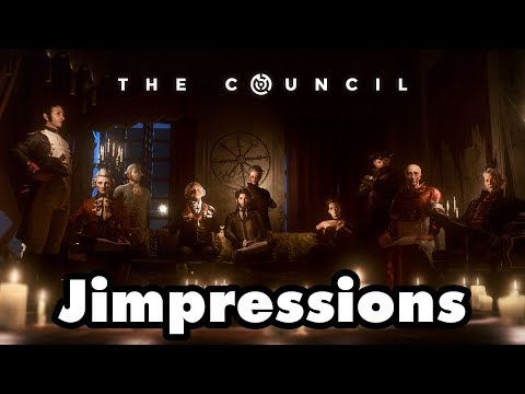 The Council – Powdered Wigs Aplenty (Jimpressions) video thumbnail