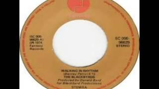Blackbyrds - Walking In Rhythm (1974)