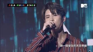 2018MTV最強音A.C.E에이스深情暖唱《以後別做朋友》標準中文超圈粉!