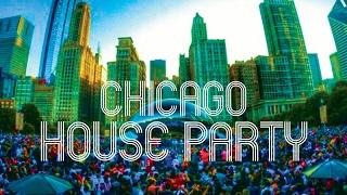 OLD SCHOOL CHICAGO HOUSE MEGAMIX !!!