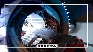 Киловатты из воздуха. Тест электромоторов поршневых компрессоров (2/3)