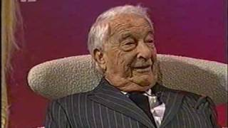 Sidste interview med Victor Borge - Last interview with Victor Borge