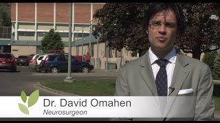 Dr  David Omahen Interview - Royal Inland Hospital Foundation 2015
