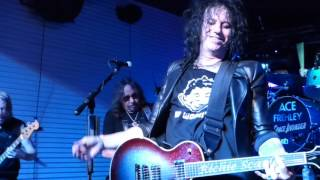 Ace Frehley - Rock Soldiers LIVE [HD] 1/20/17