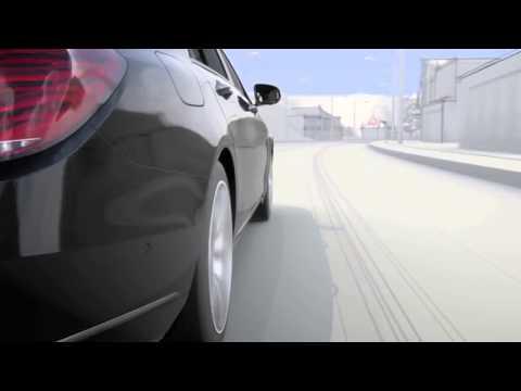 New Mercedes-Benz new magic body control car