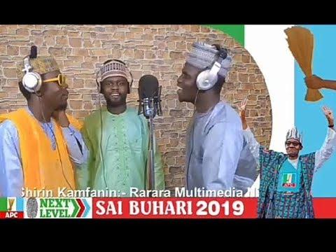 Kalli Sabuwar Wakar Rarara mai Zafi ta Sai Baba Buhari 2019........