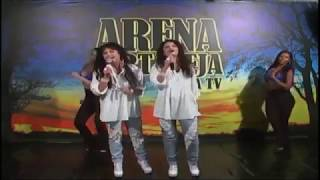 AS MARCIANAS'''''TO QUERENDO VOLTAR'''''Programa Arena Sertaneja Na Tv''''