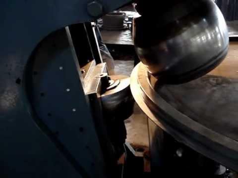 Dish End Spinning Machine