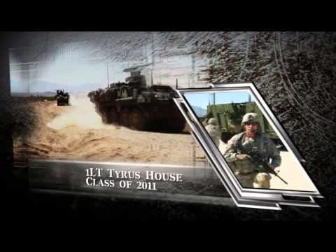1AD Go Army Beat Temple Video