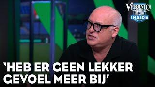 René gaat niet meer naar voetbalstadions: 'Ik heb er geen lekker gevoel meer bij' | VERONICA INSIDE