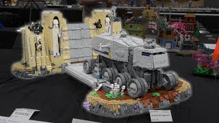 LEGO Star Wars MOCs From Brickworld Chicago 2019!