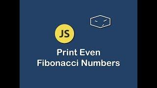 fibonacci series program in javascript - मुफ्त ऑनलाइन