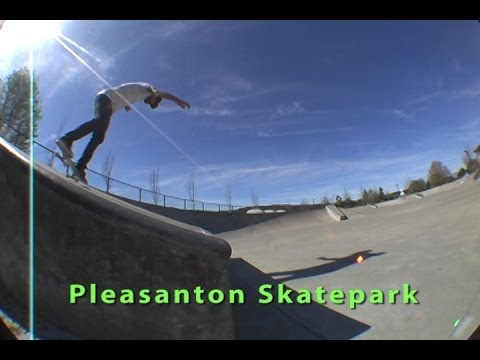 Pleasanton Skatepark