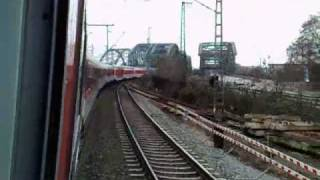 preview picture of video 'DB Autozug 1378 Lörrach - Hamburg'