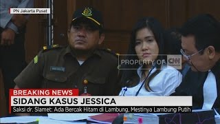 Sidang Jessica: Debat Hakim, Pengacara dan Jaksa Soal Barang Bukti