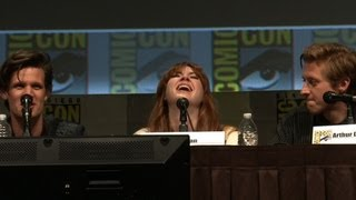 Карен Гиллан, Doctor Who: Comic-Con 2012 Panel Recap - Inside Hall H