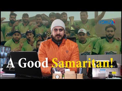 A Good Samaritan!