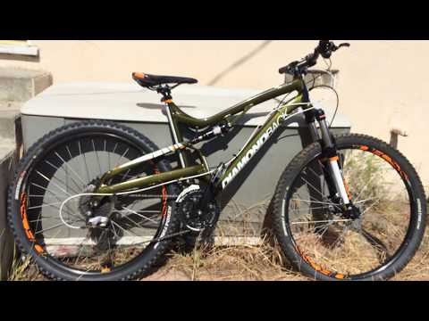 Diamondback Recoil Comp Mountain Bike Long Term Review