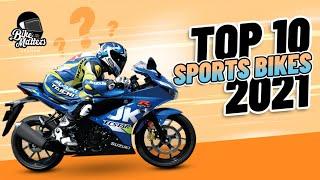 Top 10 125cc Sport Bikes 2021!