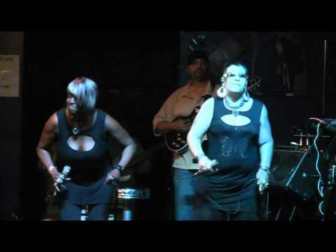 """Leilani""  At Bert's Warehouse Theatre - Cynthia Brown & Joyce Johnson 8-22-2011"