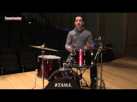 Tama Imperialstar 4-piece Drum Kit Review – Sweetwater Sound