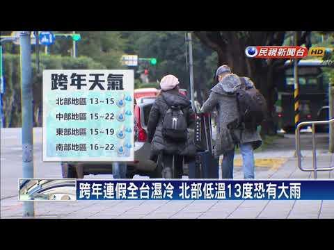 冷氣團發威! 嘉義10.8度創今天入冬最低溫-民視新聞