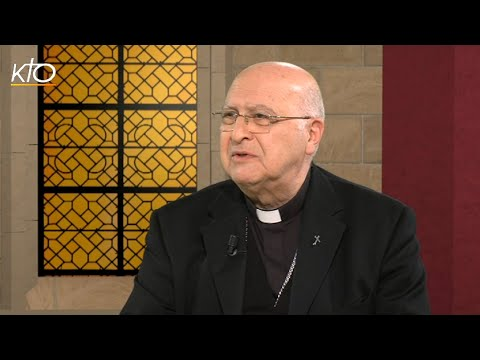 Mgr Jean Teyrouz - Éparchie Sainte-Croix de Paris des Arméniens
