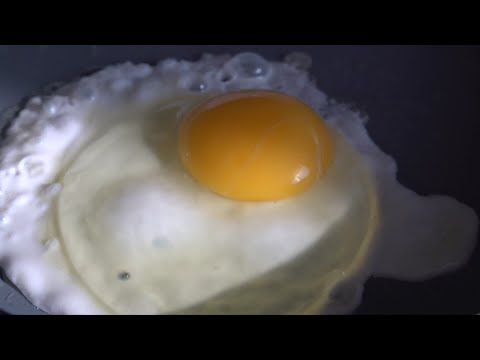 The latest U.S. research on eggs won't go over easy for those who can't eat breakfast without them. Adults who ate about one and a half eggs daily had a slightly higher risk of heart disease than those who ate no eggs. (March 18)