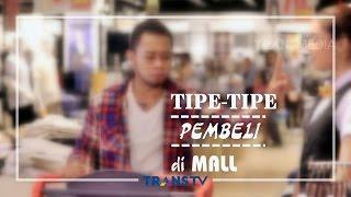 INSTAWA  Tipe Tipe Pembeli Di Mall