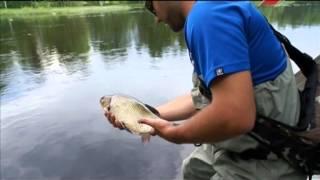 Рыболовные приключения с Гусевым. Финляндия. часть 3