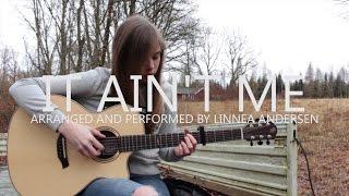 Linnea Andersen and her AR51