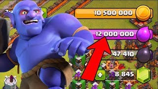 IT'S FINALLY HAPPENED!  TH12 Farm to Max   Clash of Clans