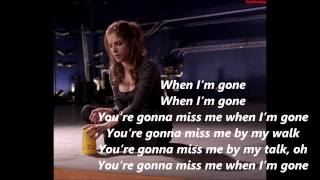 Anna Kendrick - Cups ''When I'm Gone''  (Full Version) Pitch Perfect (Full HD +Lyrics)
