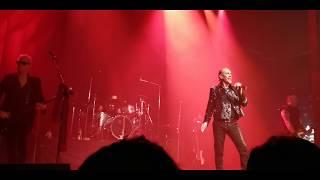 Peter Murphy - Bauhaus - St. Vitus Dance - Vancouver 2019-01-19