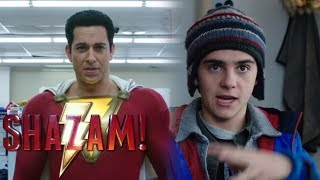 SHAZAM! - Sneak Peek Review