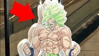 Dragon Ball Super Broly REVEALED