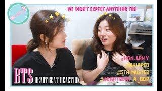 [BTS] BTS HEART BEAT_NON ARMY_FIRST TIME REACTION_(Korean)