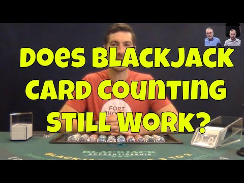 Does Blackjack Card Counting Still Work? Interview With A Pro Player